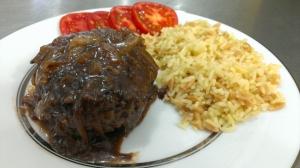 Salisbury Steak