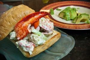 LobsterSaladRolls