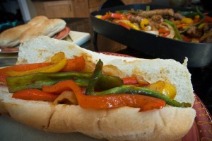 SausageAndPeppers